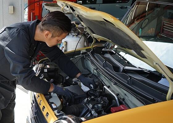車検・一般整備